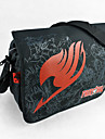 Sac Inspire par Fairy Tail Cosplay Anime Accessoires de Cosplay Sac Rouge Nylon Masculin / Feminin