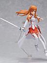 epee art en ligne asuna yuuki 12cm pop modele de poupee l\'action anime chiffre
