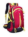 40 L sac a dos Sport de detente Outdoor Etanche / Resistant a l\'humidite / Vestimentaire Rouge Nylon Fulang