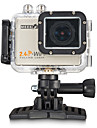 MEEE GOU MEE+5 Camera d\'action / Camera sport 16MP 4000 x 3000 / 3264 x 2448 / 2304 x 1728 Wi-Fi / 4K / Etanches / Grand angle 60fps Non±