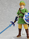 The Legend of Zelda Link PVC Figures Anime Action Jouets modele Doll Toy