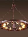 40wW Hängande lampor ,  Traditionell/Klassisk / Rustik/Stuga / Vintage / Kontor/företag / Rustik Målning Särdrag for Ministil HartsLiving