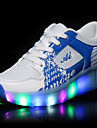 Homme Femme Garcon Fille-Decontracte Sport-Noir Bleu RoseRollers Light Up Chaussures-Baskets-Similicuir