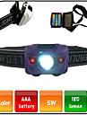 Eclairage Eclairage de Velo / bicyclette LED 180 lumens Lumens 4.0 Mode LED AAA Etanche / UrgenceCamping/Randonnee/Speleologie / Cyclisme