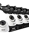 ZOSI® 8 Channel HDMI 960H DVR 8pcs 1000TVL IR Outdoor CCTV Camera Surveillance Security System