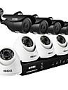 ZOSI® 8 Channel H.264 HDMI D1 DVR 8 pcs 800TVL IR Outdoor CCTV Camera Surveillance Security System