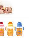 baby, barn, glasflaska kopp halm originalitet