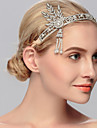 Women\'s Rhinestone Headpiece-Wedding Special Occasion Casual Office & Career Outdoor Tiaras 1 Piece