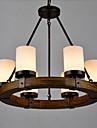 Lumini pandantiv ,  Țara Vopsire Caracteristică for Stil Minimalist MetalSufragerie Dormitor Cameră de studiu/Birou Cameră Copii Coridor