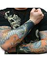 svala 10st falska tillfälliga tatuering ärmar kroppen konst arm strumpor accessorie