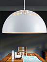 Max 60W Lampe suspendue ,  Vintage Peintures Fonctionnalite for Style mini MetalSalle de sejour / Chambre a coucher / Salle a manger /