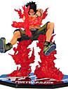 One Piece Portgas D. Ace 13CM Anime Actionfigurer Modell Leksaker doll Toy