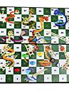 serpents magnetiques pliables portables educatifs&echelles de voyage table bureau jeu de plateau