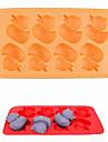 dekorera Verktyg För Tårtor för choklad För Kakor Silikon Hög kvalitet Miljövänlig