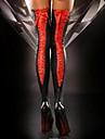 Costumes de Cosplay Plus de costumes Fete / Celebration Deguisement Halloween Rouge / Violet / Noir Couleur Pleine ChaussettesCarnaval /