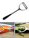 1 st Skalare & rivjärn For för frukt / för grönsaker Plast Hög kvalitet / Creative Kitchen Gadget