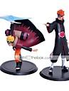 Naruto Monkey D. Luffy PVC Anime Actionfigurer Modell Leksaker doll Toy