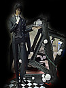 Black Butler Sebastian Michaelis 25CM Anime Actionfigurer Modell Leksaker doll Toy