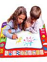 toile magique de l\'eau l\'ecriture de l\'eau super-bleu apprentissage des enfants de graffiti de puzzle jouets