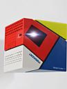DOOGEE P1 DLP VideoprojecteurUltra-Portables FWVGA (854x480) 70 Lumens LED 16:9
