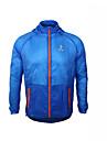 Veste de Cyclisme Homme Manches longues Velo Respirable / Sechage rapide / Pare-vent Coupe-vent / Veste / Hauts/Tops 100 % Polyester
