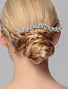 Women\'s Crystal Headpiece-Wedding / Special Occasion / Casual / Office & Career / Outdoor Hair Combs 1 Piece