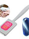 1st ny magnet pinne för katt Eye Gel polska nail art manikyr verktyg 3D-effekt