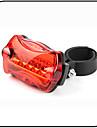 Baklykta till cykel / säkerhetslampor LED - Cykelsport Vattentät / anti slip AAA 80 Lumen Batteri Cykling-XIE SHENG