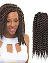n ° 4 La Havane Tresses Twist Extensions de cheveux 12inch Kanekalon 2X Brin 120g/Pack gramme Braids Hair