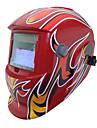 Kina stil svetsning verktyg sol li batteri auto mörkn tig mig mma svetsskärm / hjälmar / mössa / goggle / ögon mask