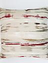 1 pcs Polyester Housse de coussin,Raye Traditionnel/Classique