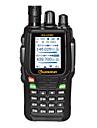WOUXUN KG-UV8D PLUS Walkie-talkie VHF:5W/UHF:4W 999 400-470 mHz / 136-174 mHz 1700mAh 3-5 kmFM-radio / Nödlarm / Programmerbar med