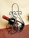 raisin feuilles de vigne presentoir casier a vin table a manger decoration a la maison
