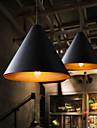 MAX 60W Hängande lampor ,  Traditionell/Klassisk Målning Särdrag for Ministil MetallLiving Room / Bedroom / Dining Room / Sovrum / Badrum