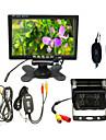 Camera de recul-720 x 576-480 Lignes TV-170°-Capteur CCD 1/4 pouce
