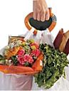 2 pcs / paquet chez un des poignees de declenchement outil sac d\'epicerie porte poignee porte-cuisine serrure achats (couleurs aleatoires)