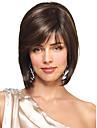 haut grade couleur melangee synthetique carre court droite pleine perruque