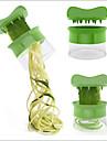 Frukt- och grönsaksskärare Rostfritt stål / Plast,