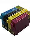 bloom®t2001-T2004 cartouche d\'encre compatible pour epson xp-100 / xp-200 / xp-300 / xp-310 / xp-400 / xp-410 plein d\'encre (4 couleurs 1 jeu)