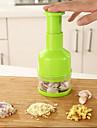 1 pieces Ail Gingembre Oignon Echalote Cutter & Slicer For Pour legumes Acier Inoxydable Nouveautes Haute qualite Creative Kitchen Gadget