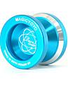 magie yoyo n8 albastru din aliaj de aluminiu profesional yo-yo jucării clasic jucării educative pentru jucători