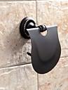 Toalettpappershållare / Badrumspryl,Modern Oljegniden brons Väggmonterad