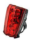 Cykellyktor / Baklykta till cykel LED / Laser Cykelsport Vattentät AAA Lumen Batteri Cykling-Belysning