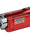 """ordro® dv-108 digital videokamera 720p 2,7 TFT-LCD CMOS """"sensor ansiktsigenkänning anti-shake"""