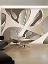 grand fond d\'ecran mural graphiques abstraits mur d\'art moderne papier de non-tisse decor de mur de fond