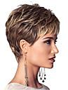 la mode feminine de personnalite courte perruque de cheveux boucles perruque pelucheux en matiere synthetique