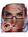 tillverkning dubbelvikningen ögonlocks skönhet verktyg