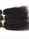 Tissages de cheveux humains Cheveux Malaisiens Tres Frise 3 Pieces tissages de cheveux