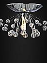 3W Contemporain LED / Style mini Plaque Metal Montage du fluxSalle de sejour / Chambre a coucher / Salle a manger / Cuisine / Salle de