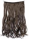 Extensions de cheveux humains Extension des cheveux